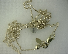 14kY 24   Adjustable Diamond Cut Wheat Chain Necklace [2.9g]