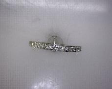 14kW 0.50ctw J-K I1 Diamond (17) Wedding Band [1.7dwt]